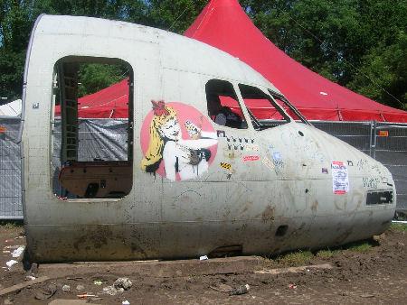 Glastonbury Plane