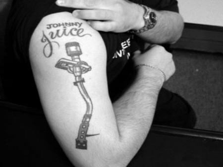 Johnny Juice Rosado